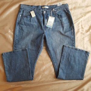 LEVI'S Boot Cut 515 Womens Jeans